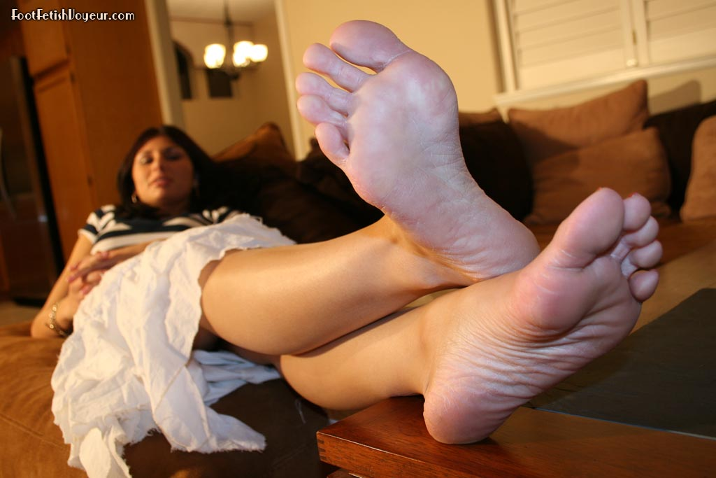 Trampling and foot fetish picture