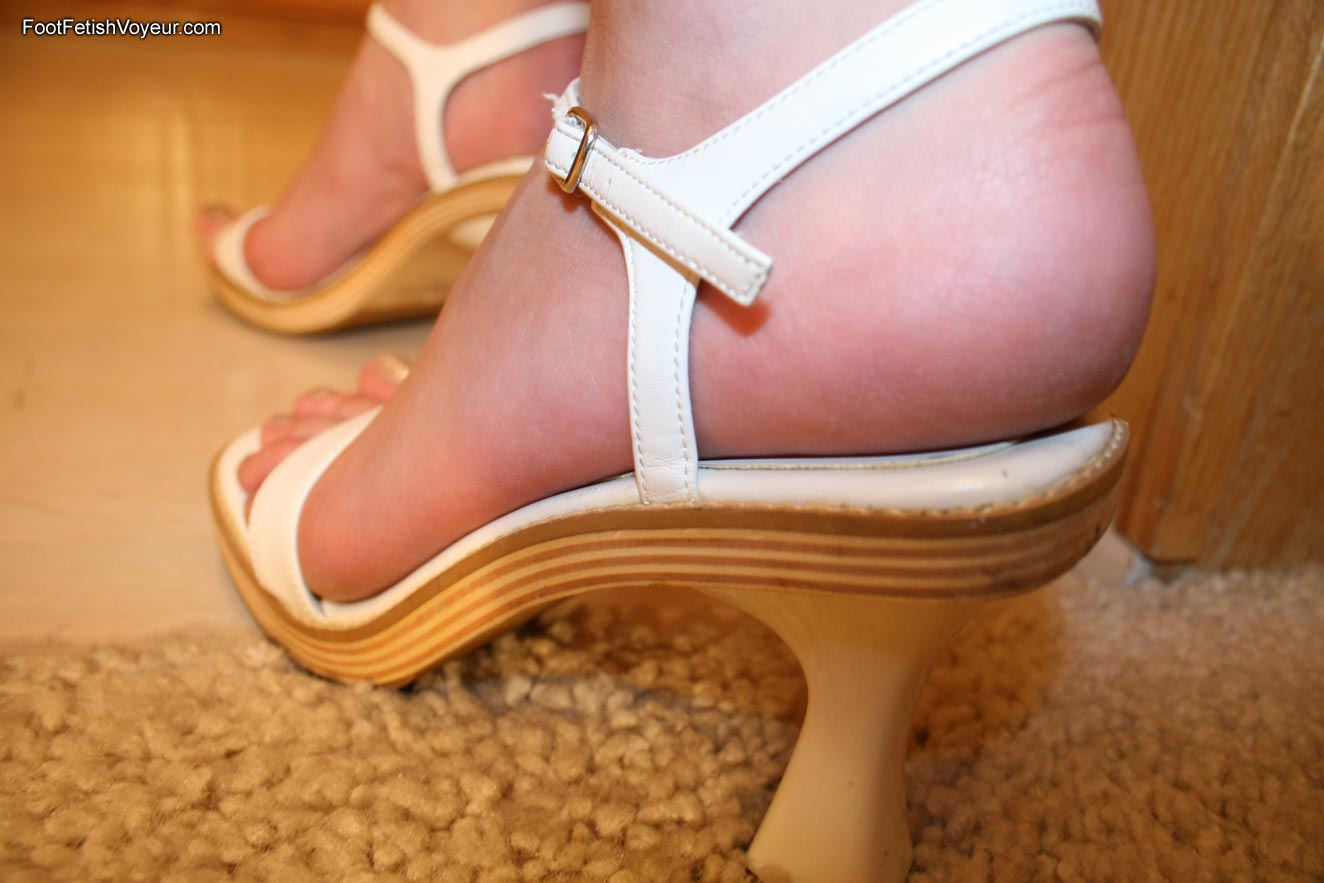Foot worship picture