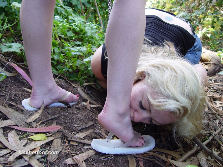 Foot fetish picture